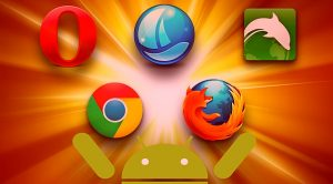 Secure Web Browser Android
