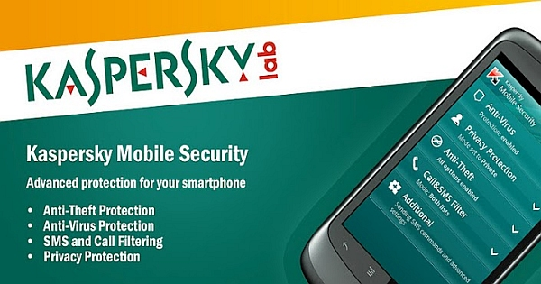 Best Antivirus Apps for Android in 2017 Kaspersky Mobile Security 3