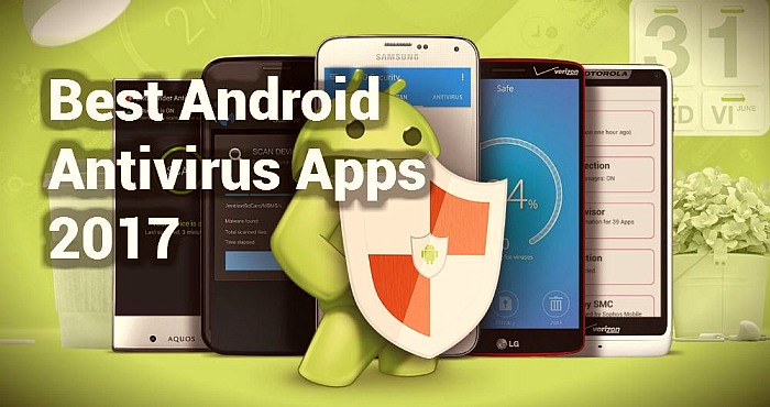 Best Antivirus Apps for Android in 2017