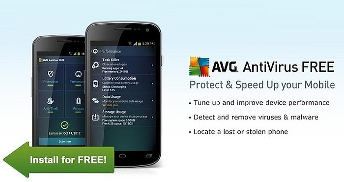 AVG Antivirus Security Updates