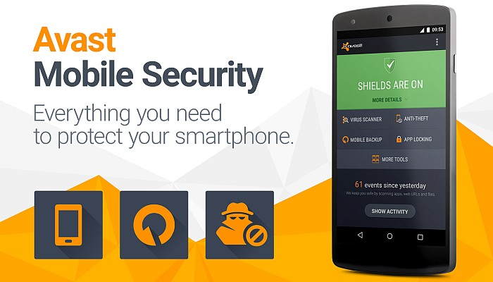 Avast Mobile Security & Antivirus Updates