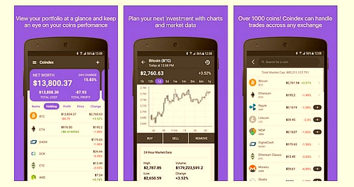 Cryptocurrency apps compromises users' security Cryptocurrency apps 1