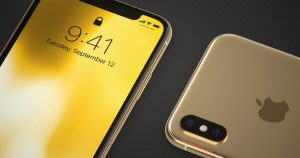Today's Poll - Samsung Note 8, Samsung Galaxy S9 or Pixel 2 XL, iPhone X? iPhone X gold 7
