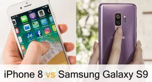 Survey: iPhone 8 vs Samsung Galaxy S9 survey iphone 8 vs samsung s9 11