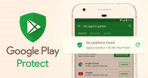 Google Prioritizes Security Upgrades google play android security 10