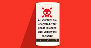 Ransomware-generating Android apps ransomware android 11