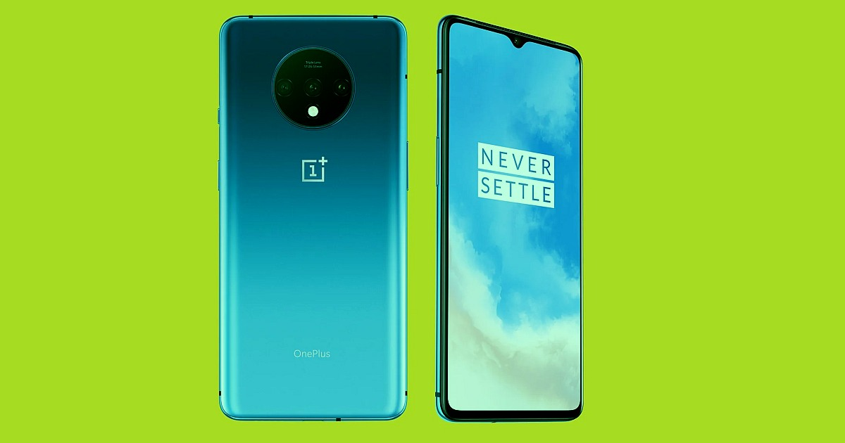 OnePlus 7T Security OnePlus 7t 1